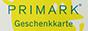 250 Euro Primark-Gutschein