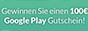 100 Euro Google Play Guthaben