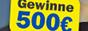 500€ Gutscheinkarte